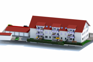 Mindelheimer Straße 35, Dietershofen,15 Wohneinheiten
